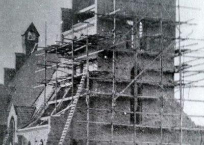 Kerk-Kronenberg-in-aanbouw
